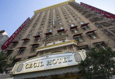 Mistério e Morte no Hotel Cecil